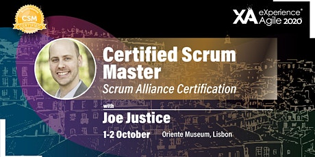 Certified ScrumMaster® billets