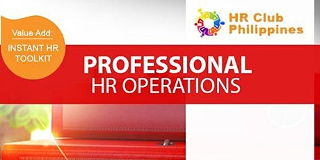 Professiona HR Operations tickets