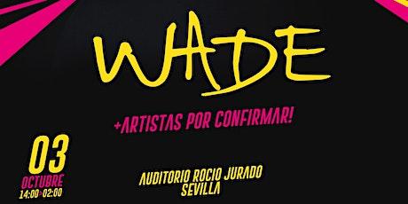 Rebels @ WADE (Sevilla) entradas