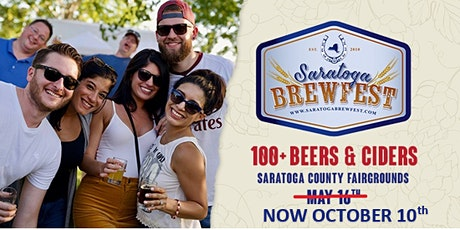 Saratoga Brewfest 2020 tickets