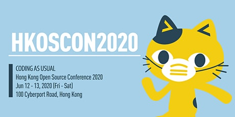 Hong Kong Open Source Conference 2020  (香港開源年會2020) tickets