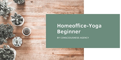 Homeoffice Yoga - Beginner Tickets