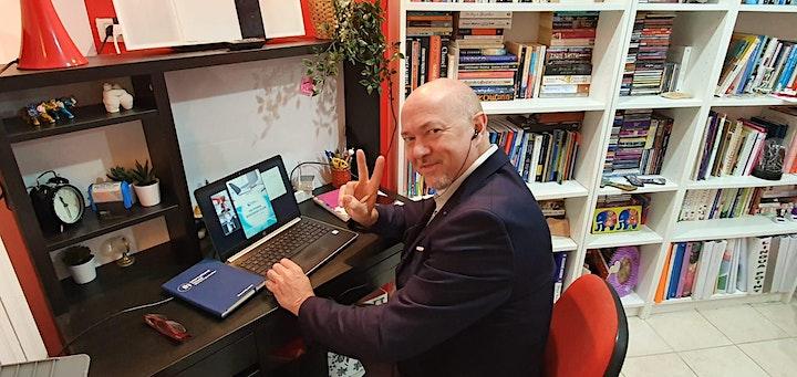 Immagine Victoria Business Club - A Globish Chat with Giuseppe Romagnoli