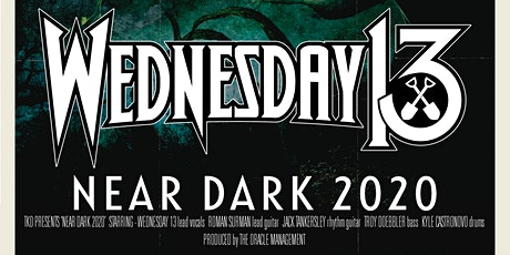 Wednesday 13 with The Haxans tickets