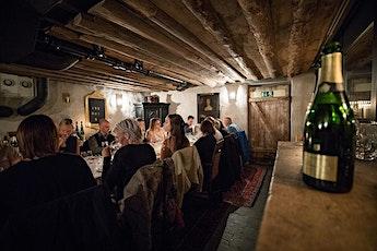 Champagneprovning Örebro | Svampen Den 4 September tickets