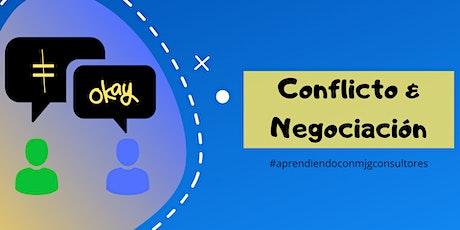 Taller de Resolución de Conflictos & Negociación #online entradas