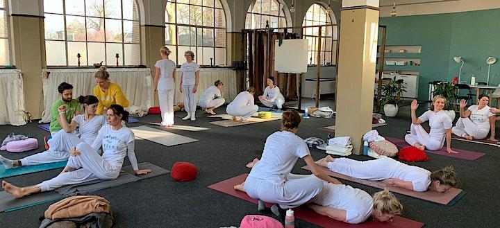 Afbeelding van Hatha Yoga Docenten Opleiding 200 uur, 4 weken, erkend door Yoga Alliance