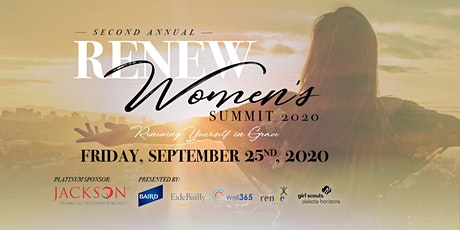 Renew Women's Summit- Renewing Yourself IN Grace tickets