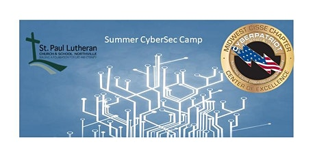 On-Line CyberPatriot Summer Camp St Paul Lutheran Church and School tickets