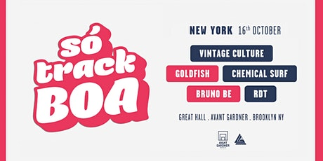 Vintage Culture Presents Só Track Boa tickets