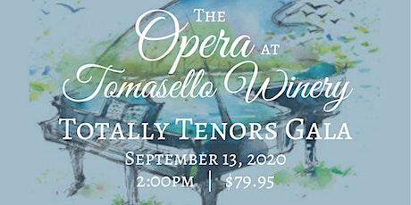 2020 Totally Tenors Opera Gala tickets