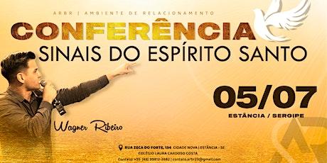 Conferência Sinais do Espírito Santo ingressos