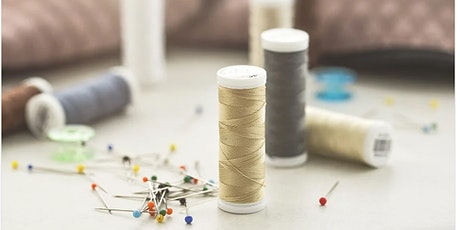 Sewing projects for quarantinies with Carole, Ages 6+ tickets
