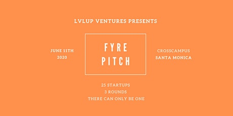 Fyre Pitch tickets