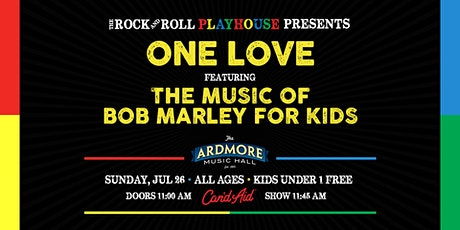 Bob Marley for Kids! tickets