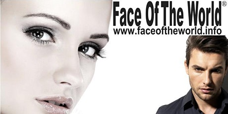 FACE OF THE WORLD® 2021 International Fashion & Beauty Contest tickets