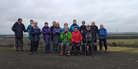 Nordic Walking (Rising Sun Country Park)-  CANCELLED UNTIL FURTHER NOTICE tickets