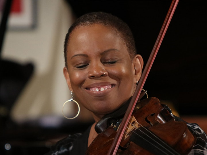 Listening Party with Regina Carter image