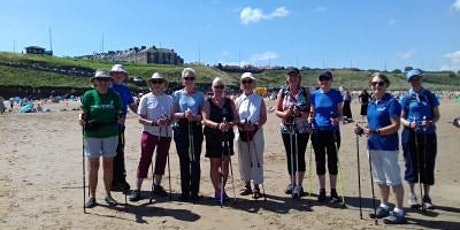 Nordic Walking (Tynemouth Beach)- CANCELLED UNTIL FURTHER NOTICE tickets