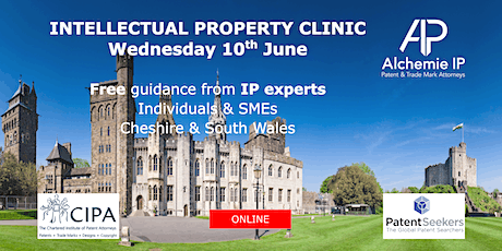 Intellectual Property (IP) Clinic - Free guidance from IP experts entradas