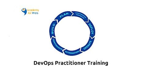 DevOps Practitioner 2 Days Virtual Live Training in Hamilton tickets