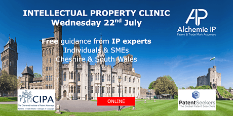 Intellectual Property (IP) Clinic - Free guidance from IP experts tickets