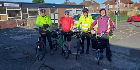 Easy Saturday South Shields Social Ride (Perth Green CA) - CANCELLED tickets