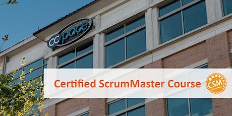Certified ScrumMaster Training  tickets