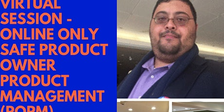 Virtual - North Texas Academy - SAFe Product Owner Product Manager (POPM) tickets