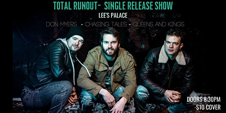 Total Runout Single Release Show tickets