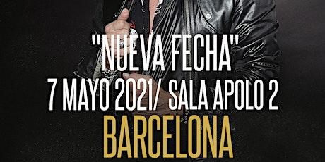 APLAZADO PARA 2021 NUEVA FECHA !!JOE LYNN TURNER BARCELONA 2021 entradas