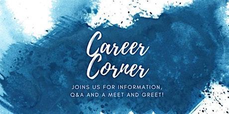Career Corner with Christine & Company tickets