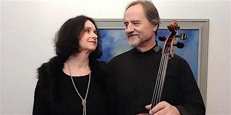 Daniel Veis and Helena Veisova tickets