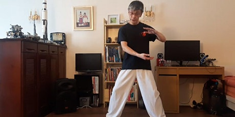 Live Stream Distancing Tai Chi for Arthritis, Level 2 tickets