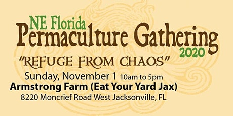 NE Florida Permaculture Gathering tickets