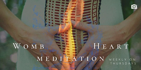 Weekly WombHeart Meditation tickets