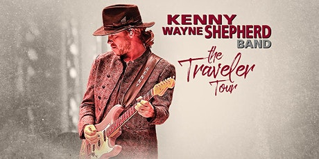 Kenny Wayne Shepherd tickets