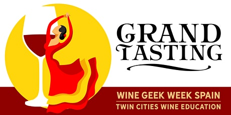 Wine Geek Week: Spain - THE GRAND TASTING tickets
