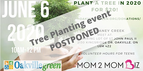 MOM2MOM BIZ®  TREE PLANTING EVENT tickets