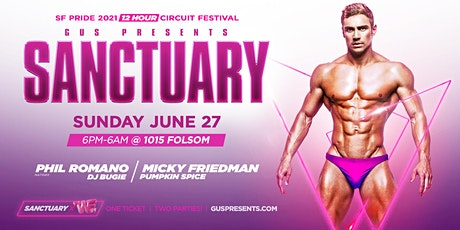 SANCTUARY | SF PRIDE  SUNDAY CIRCUIT FESTIVAL tickets