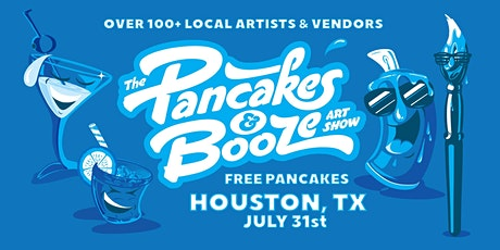 PANCAKES & BOOZE tickets