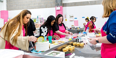 £500 – 6 Week Cake & Cupcake Making SEPTEMBER Masterclass with Zara