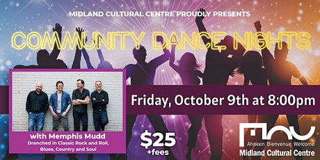 Community Dance Nights with Memphis Mudd tickets