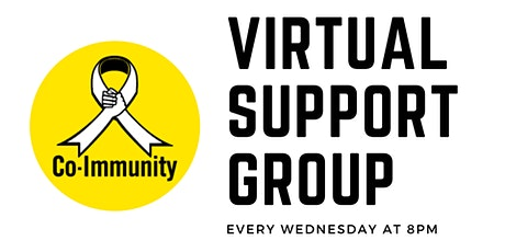 Virtual Support Group tickets