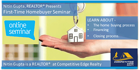 Dallas First Time Home Buyers Seminar (Webinar) - Online via Zoom tickets