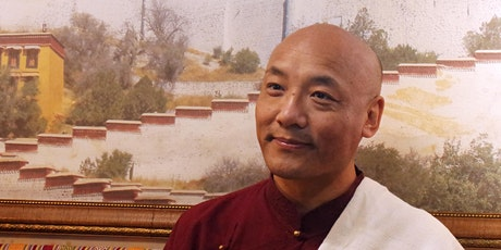 Online Meditation Retreat with Anam Thubten tickets