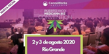 RESERVA Cannabis Training Camp at Puerto Rico MedCann.Biz Convention entradas
