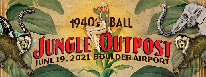 12th Annual 1940s WWII Era Ball image