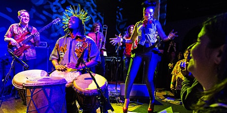 Chopteeth Afrofunk Big Band tickets