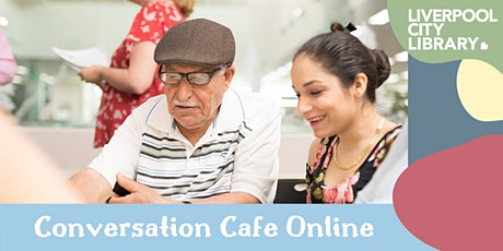 Conversation Cafe Online tickets